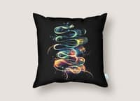 Leptocephalus - throw-pillow - small view