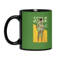 The Intergalactic Collection - black-mug - small view