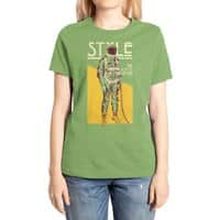 The Intergalactic Collection - womens-extra-soft-tee - small view