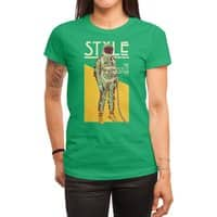 The Intergalactic Collection - womens-regular-tee - small view