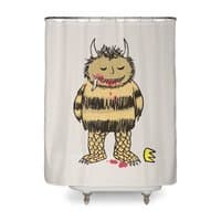 Natural Instinct - shower-curtain - small view