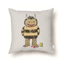 Natural Instinct - throw-pillow - small view
