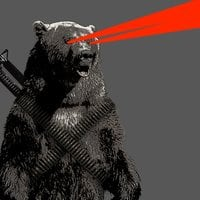 Laser Bear FTW - small view
