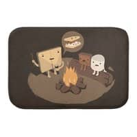 Tell Us S'more - bath-mat - small view