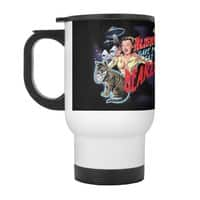 Aliens Gave My Cat a Beard! - travel-mug-with-handle - small view