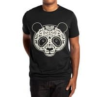 Day of the Dead Panda - mens-extra-soft-tee - small view
