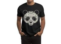 Day of the Dead Panda - mens-regular-tee - small view
