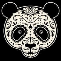 Day of the Dead Panda - small view