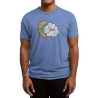 rainBOW - mens-triblend-tee - small view