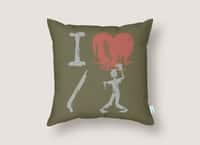 Of The Dead - throw-pillow - small view