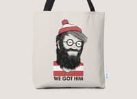We Got Him - tote-bag - small view