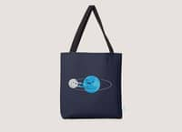 I Love Being Around You - tote-bag - small view