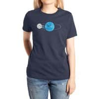 I Love Being Around You - womens-extra-soft-tee - small view