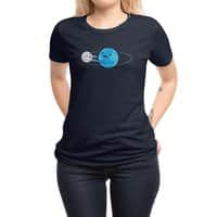 I Love Being Around You - womens-regular-tee - small view