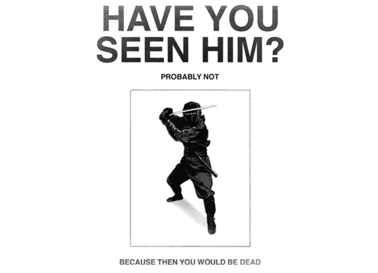 Have You Seen Him? By Phil Jones