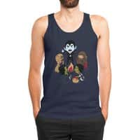 Horror Tales  - mens-jersey-tank - small view