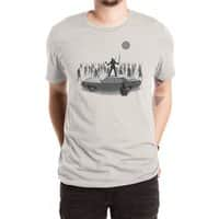 The End of The Road - mens-extra-soft-tee - small view