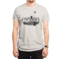The End of The Road - mens-regular-tee - small view