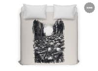 Chaos Infected - duvet-cover - small view