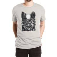 Chaos Infected - mens-extra-soft-tee - small view