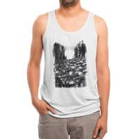 Chaos Infected - mens-triblend-tank - small view