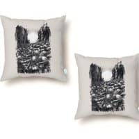 Chaos Infected - throw-pillow - small view