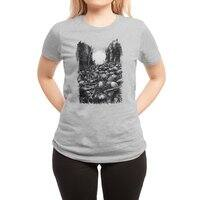 Chaos Infected - womens-regular-tee - small view