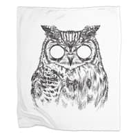 Owltical Illusion - blanket - small view