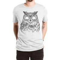 Owltical Illusion - mens-extra-soft-tee - small view