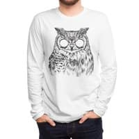 Owltical Illusion - mens-long-sleeve-tee - small view
