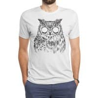 Owltical Illusion - mens-triblend-tee - small view