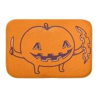 Halloween Slice of Life - bath-mat - small view