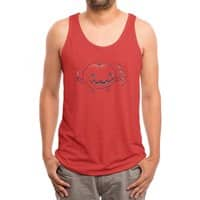 Halloween Slice of Life - mens-triblend-tank - small view