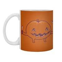 Halloween Slice of Life - white-mug - small view
