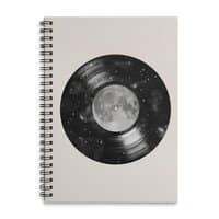 Galaxy Tunes - spiral-notebook - small view