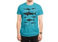 The Deadliest Sharks of All Time - shirt - small view