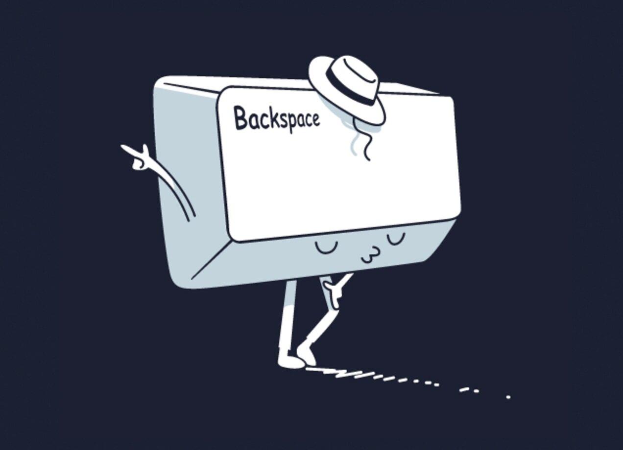 Image result for backspace