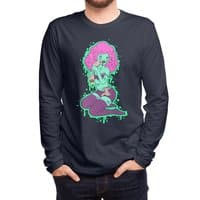 Dawn of the Centerfold - mens-long-sleeve-tee - small view
