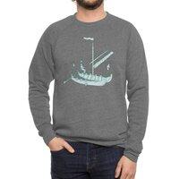 Vikings are just Swedish Pirates - crew-sweatshirt - small view