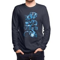 Dungeon Crawlers  - mens-long-sleeve-tee - small view