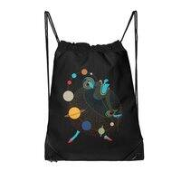Mademoiselle Galaxy - drawstring-bag - small view