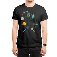 Mademoiselle Galaxy - mens-regular-tee - small view