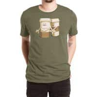 Veni, Vidi, Venti - mens-extra-soft-tee - small view
