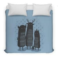 Four Spirits - duvet-cover - small view
