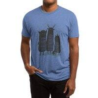 Four Spirits - mens-triblend-tee - small view