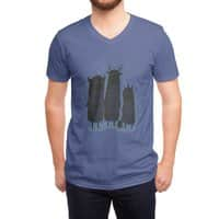 Four Spirits - vneck - small view
