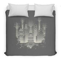 Live Music Capital - duvet-cover - small view