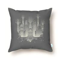Live Music Capital - throw-pillow - small view