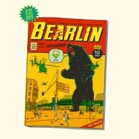 Bearlin is Very Thirsty - small view