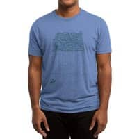 Navotas - mens-triblend-tee - small view